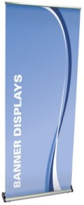 Retractable Banner - Superb Telescoping